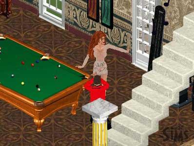 Секс игра сим